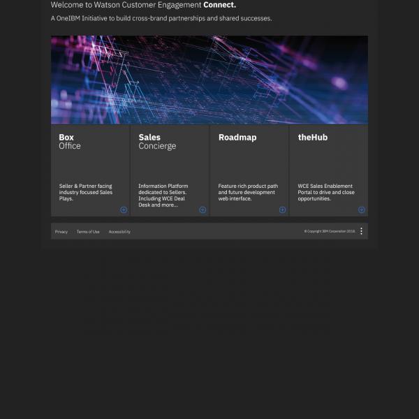 IBM Portal Design