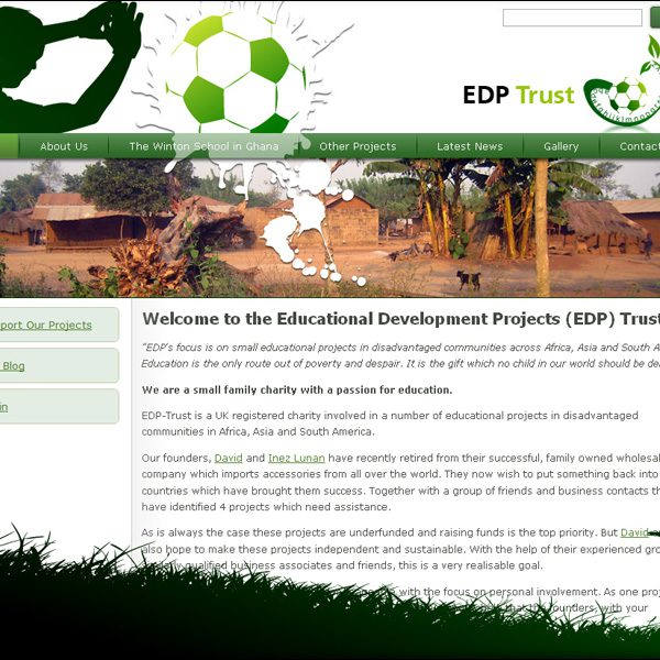 EDP Trust Website
