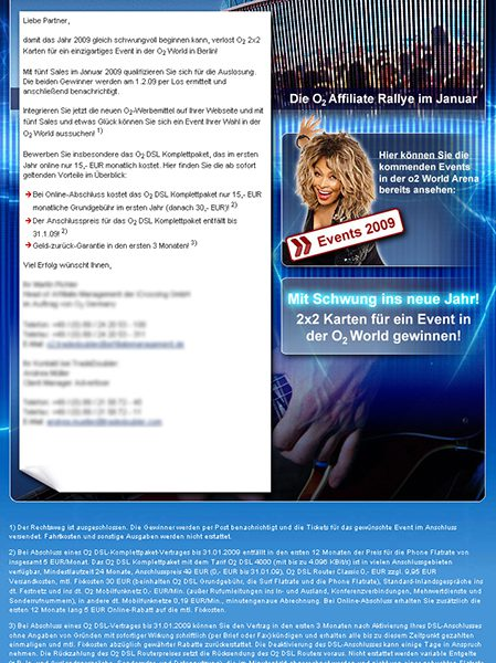 O2 Email