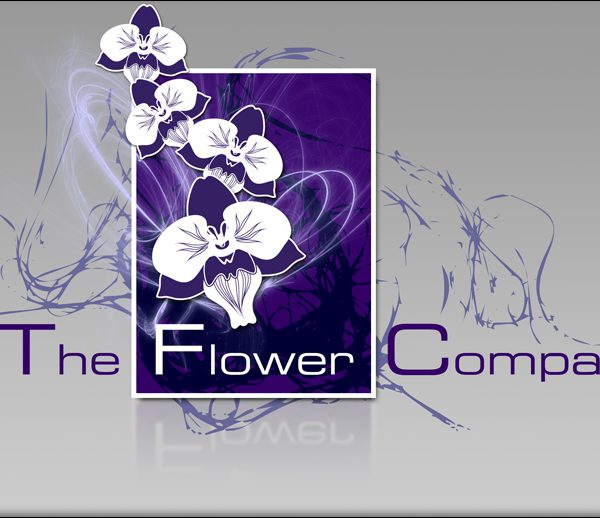 The Flower Company Identity